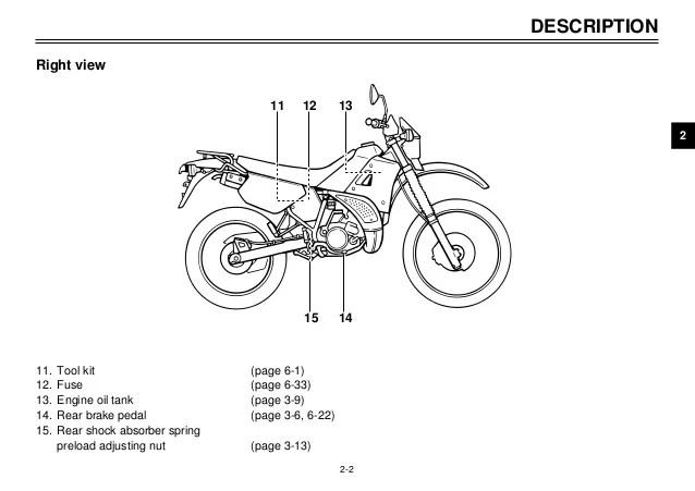 1975 Yamaha Dt 125 Enduro Manual   hobbiesxstyle on