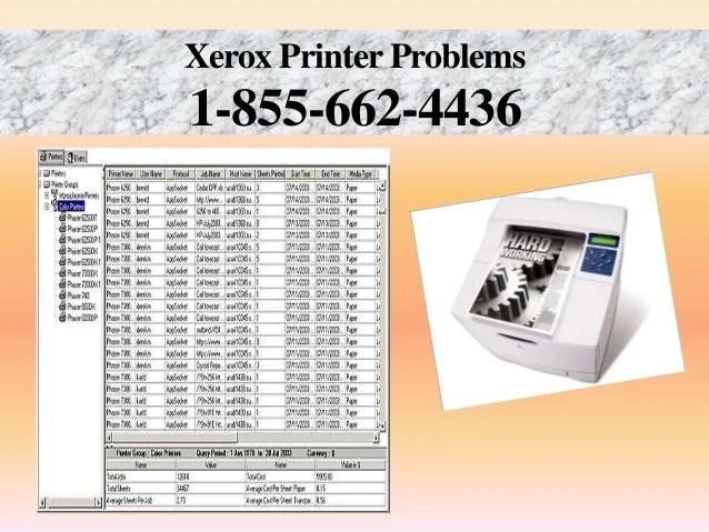 1~855 662 4436 Xerox Printer Troubleshooting