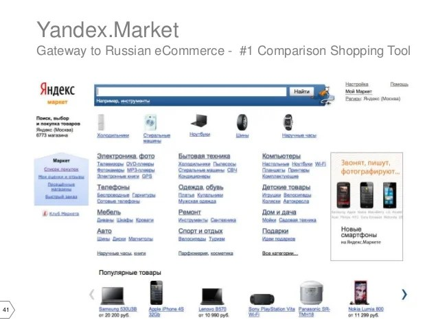 Yandex and Russian Digital Advertising Market Overview