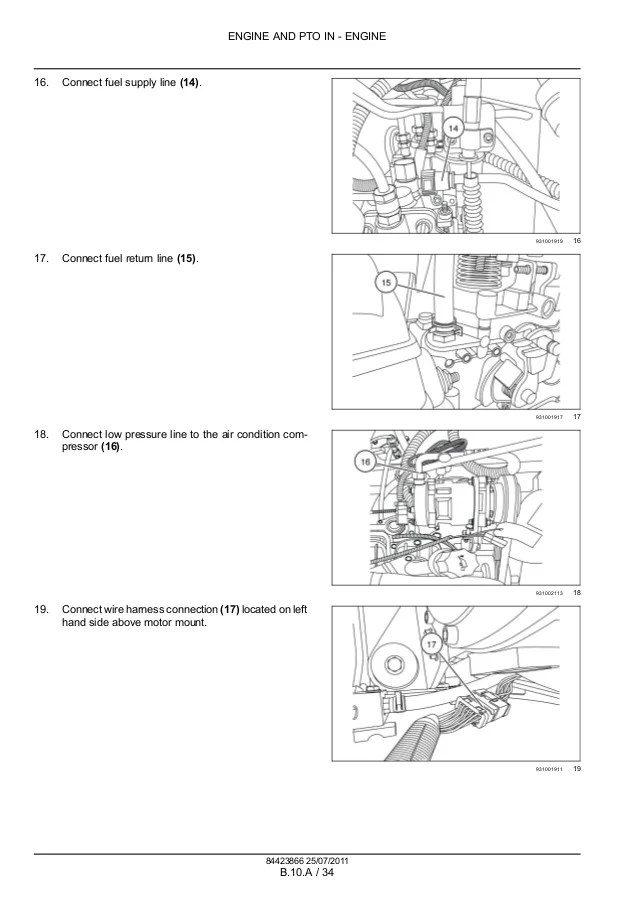 CASE SV250 SKID STEER LOADER Service Repair Manual