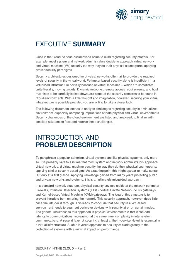 Dynamic Executive Protection