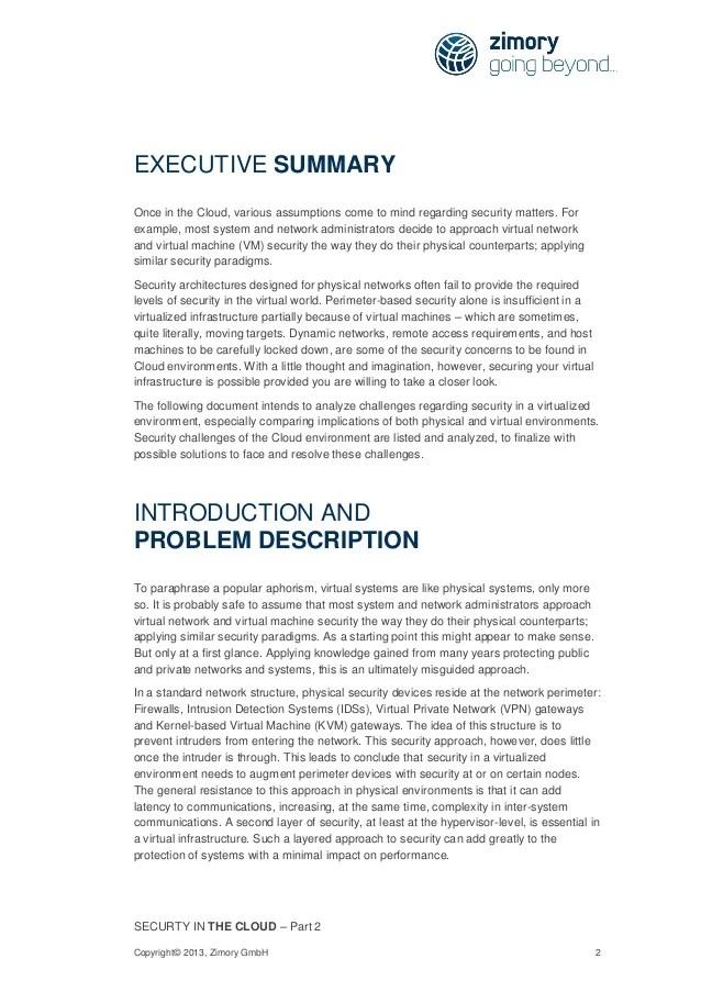 Dynamic Executive Protection