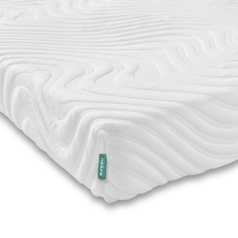 Mini Uno Pocket Spring Comfort Cot Bed Mattress 140 X 70 Cm