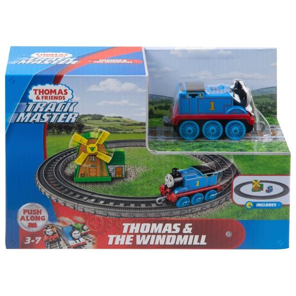 Thomas And Friends TrackMaster Push Along Thomas Amp The
