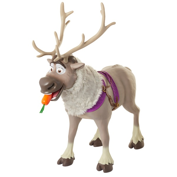 Disney Frozen 2 Feature Sven Smyths Toys Uk