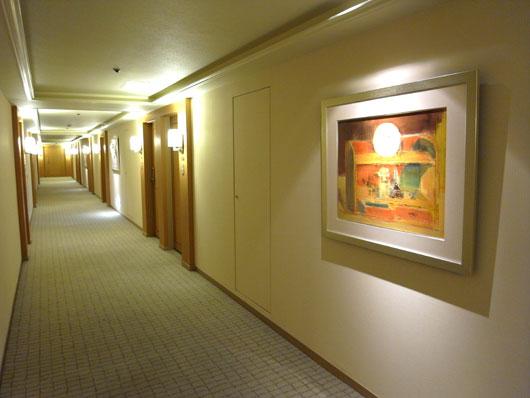 ホテル絵日記 Westin名古屋 | ホテル絵日記 - 楽天ブログ