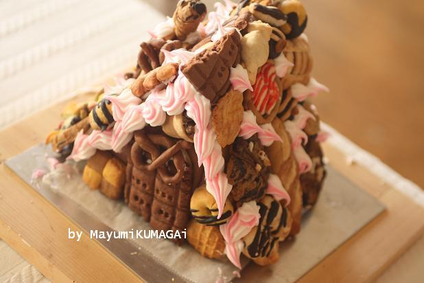 お菓子の家のレシピ