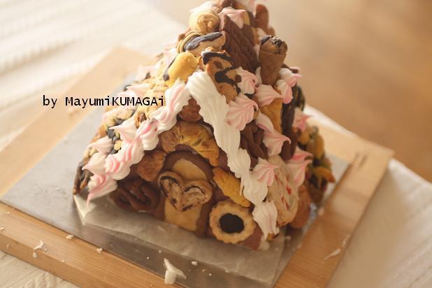 お菓子の家の作り方