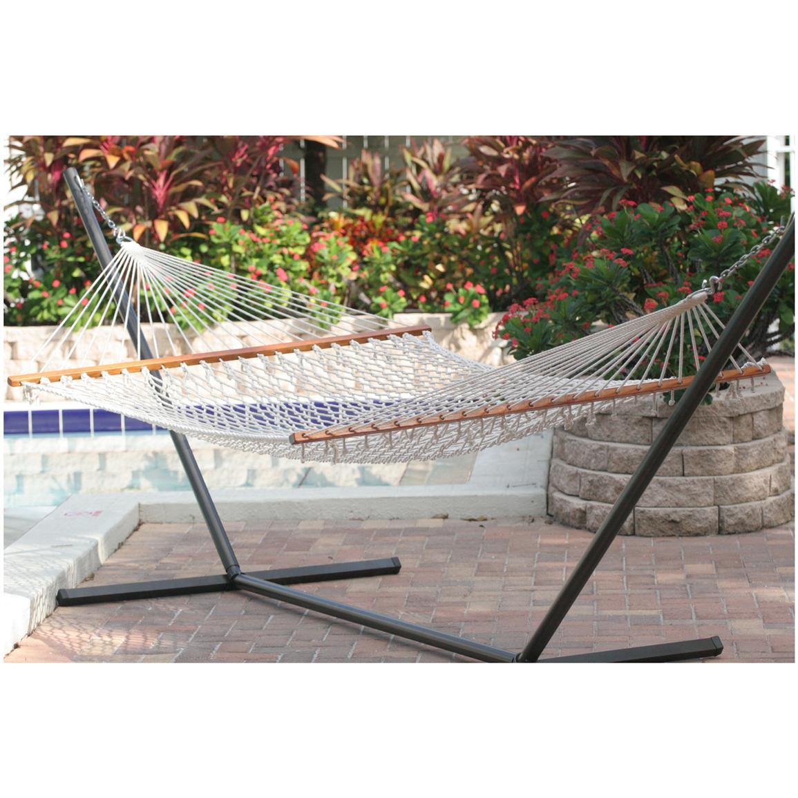 Smart Garden Cancun Premium Double Rope Hammock