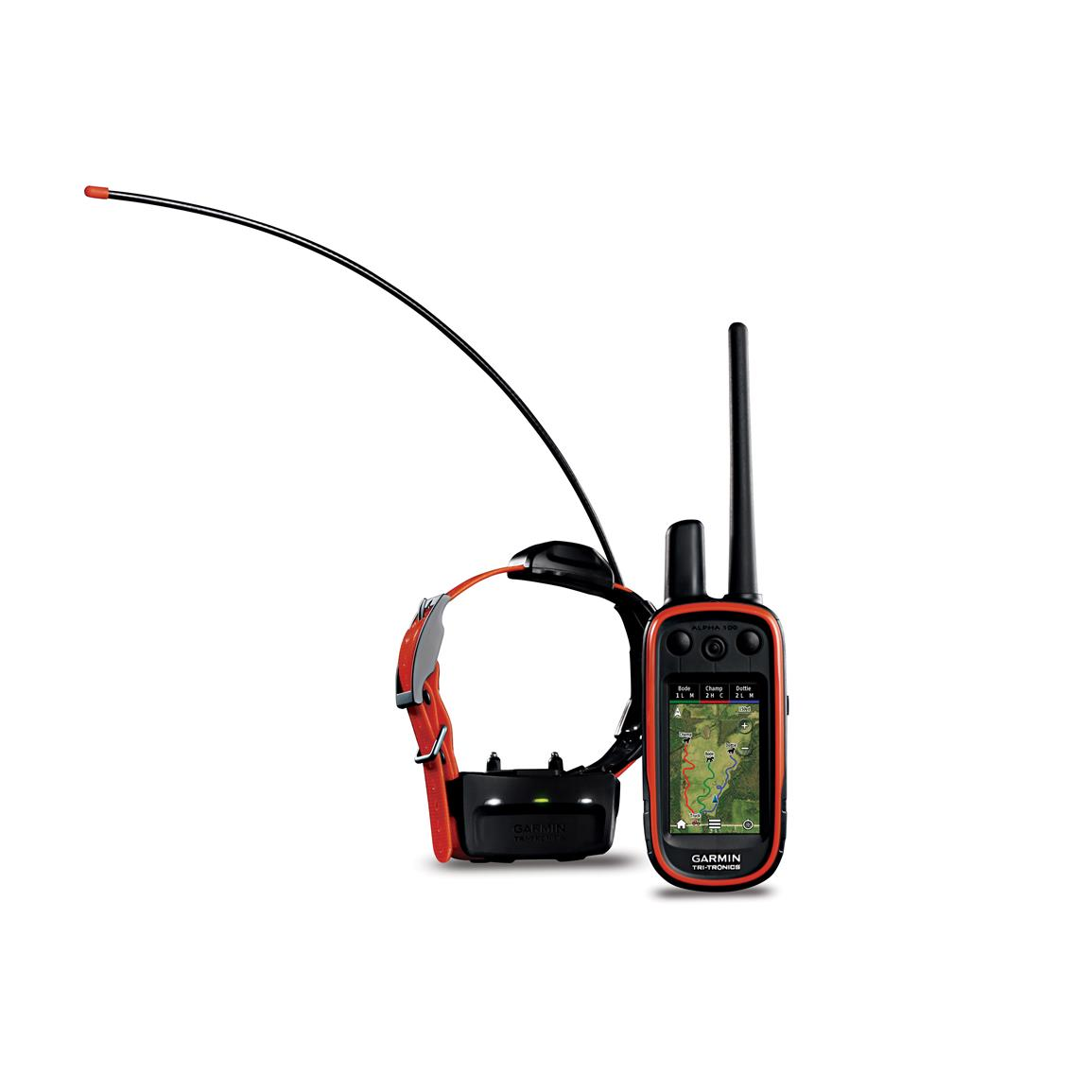 Garmin Alpha 100 Tt 15 Dog Training And Tracking System 010 50