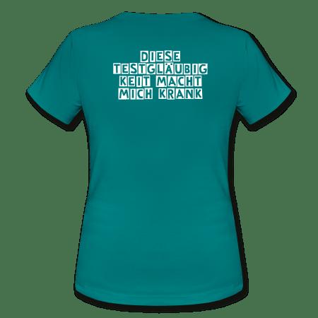 CustomizedFrauenT-Shirtklassisch