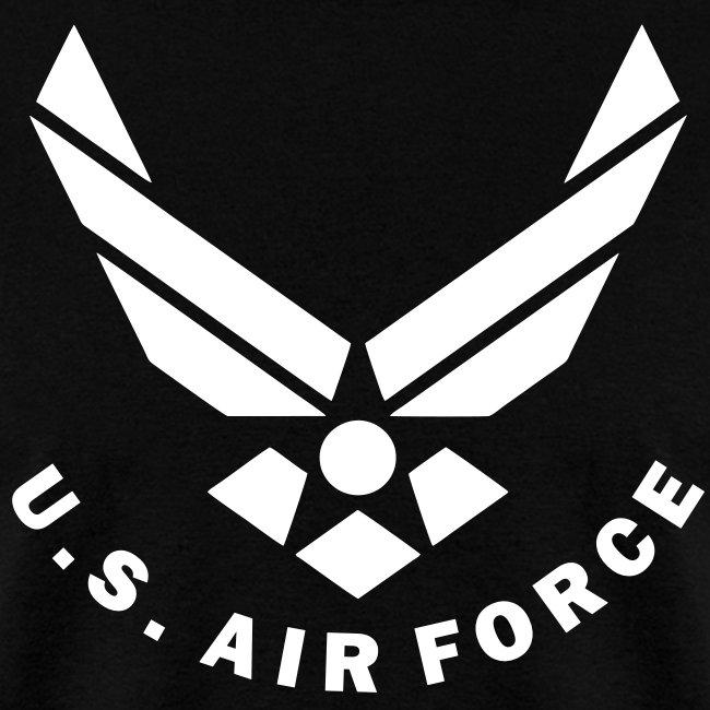 Download Wokestore | U.S. Air Force Logo Vector - Mens T-Shirt