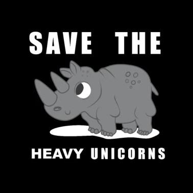 Download Chubby Unicorns need love too Men's T-Shirt   Spreadshirt