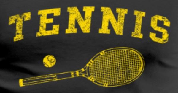 Vintage Tennis T-Shirt   Spreadshirt