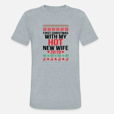 Shop Christmas Present Wife T Shirts Online Spreadshirt
