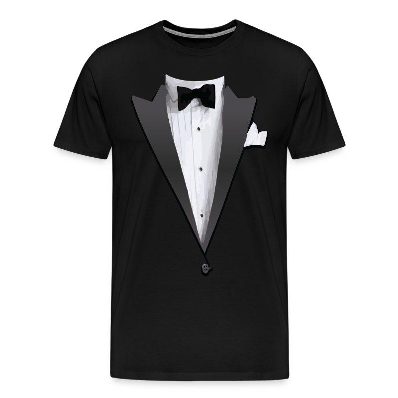 Shirts Men 5x T Tuxedo