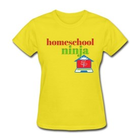 Homeschool Ninja - Women's T-Shirt