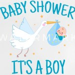 Schwangerschaft Mutter Babyparty Junge Geschenk Baby T Shirt Spreadshirt