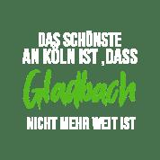 gladbach koeln derby rival fussball stadt lustiges schwangerschafts t shirt schwarz
