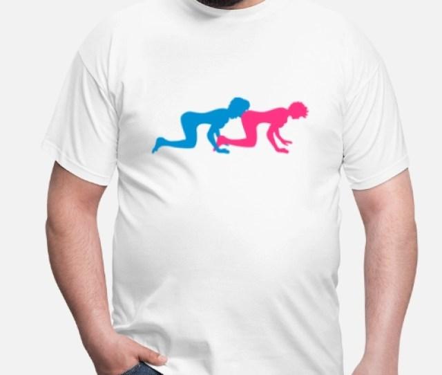 Lesbians Gay Licking Eat Ass 2 Girlfriends Te Mens T Shirt Spreadshirt