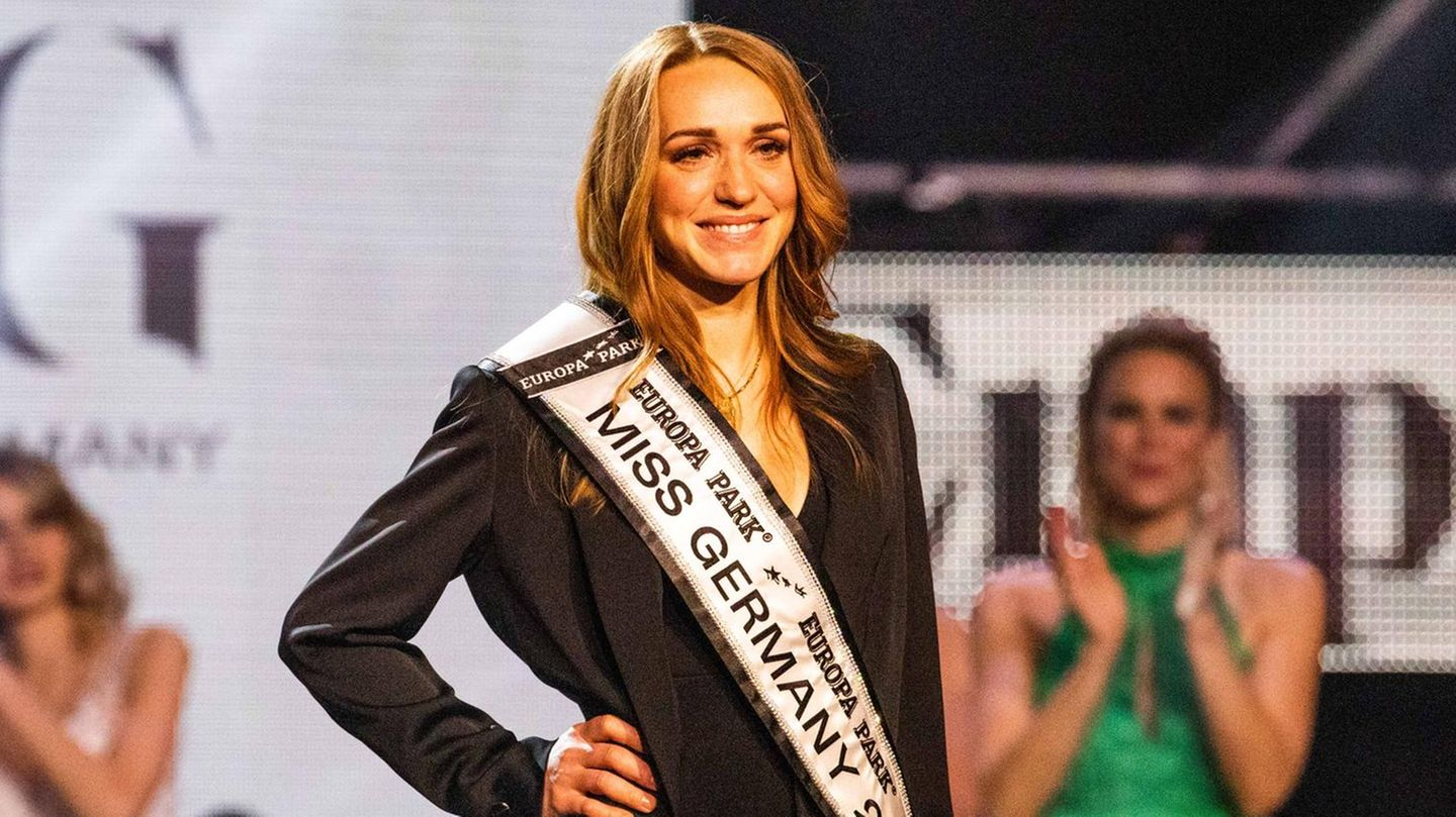 Video: Anja Kallenbach - This is the new Miss Germany 2021 ...