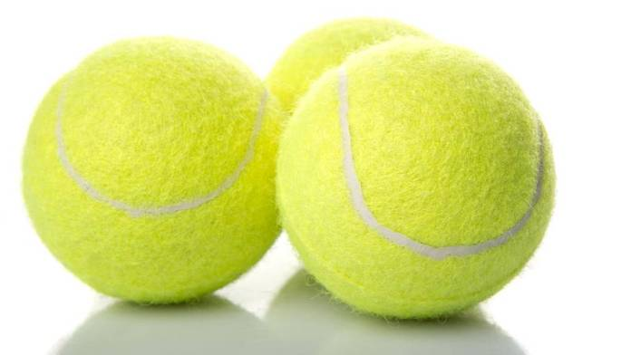 Tip for the road: That's why you should always have a tennis ball while traveling