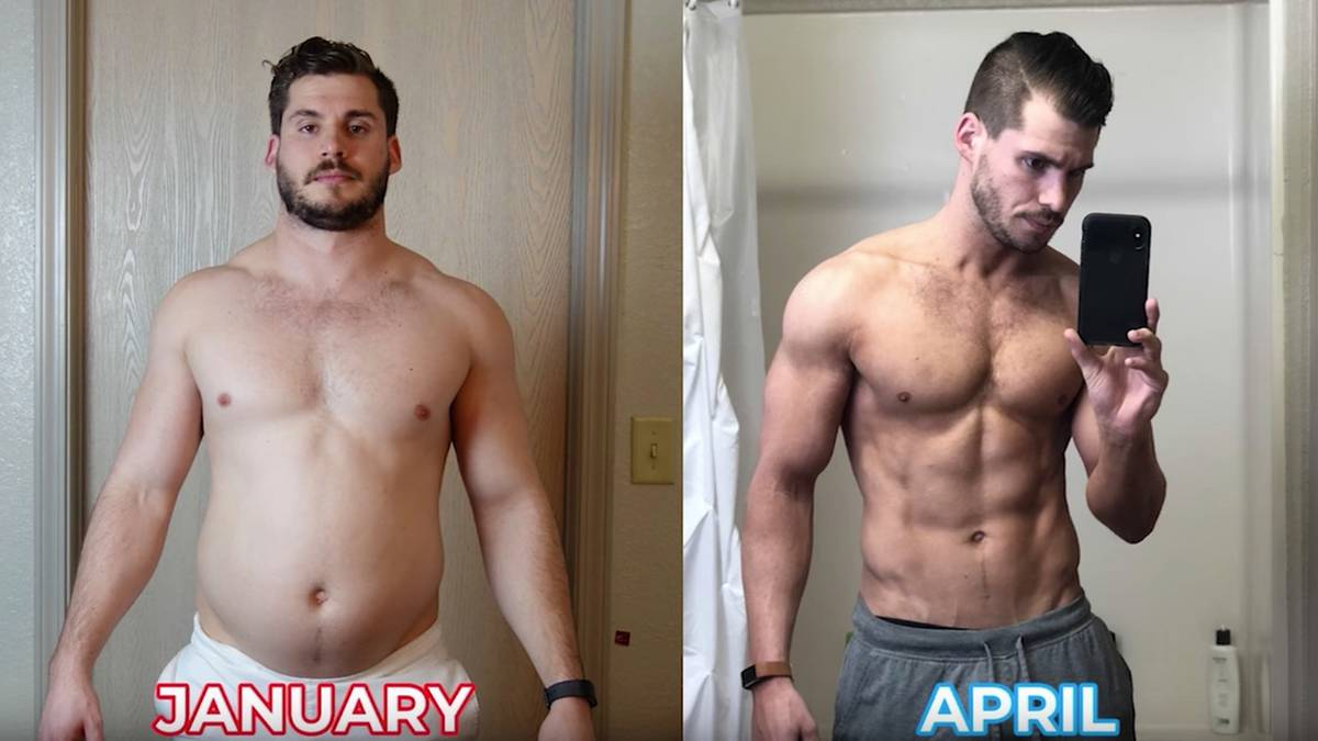 After Guy Belly Gainer