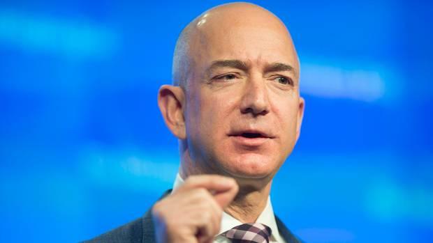 Amazon-Gründer Jeff Bezos wirft Boulevardblatt Erpressung vor