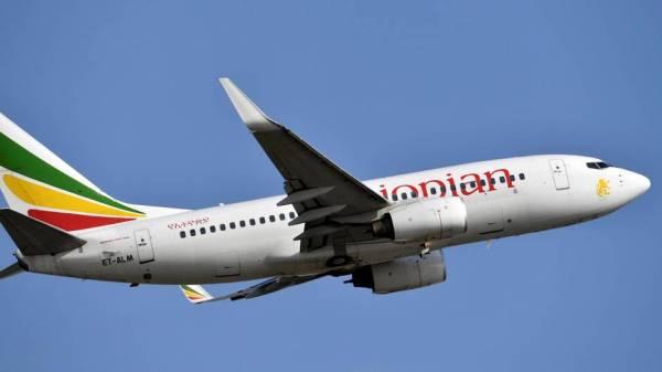 News 196thiopiens Premierminister Flugzeug auf dem Flug