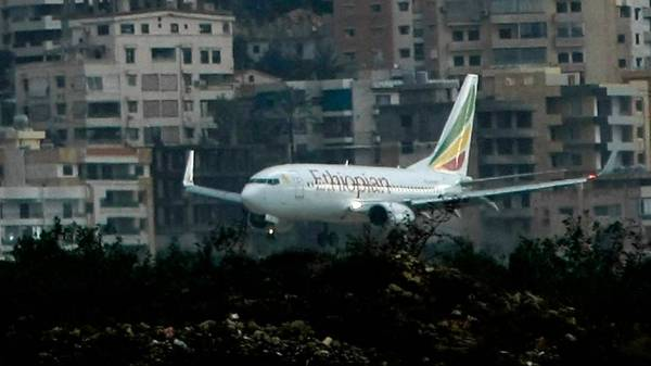 EthiopianAirlinesAbsturz Mann lebt da er Zubringer