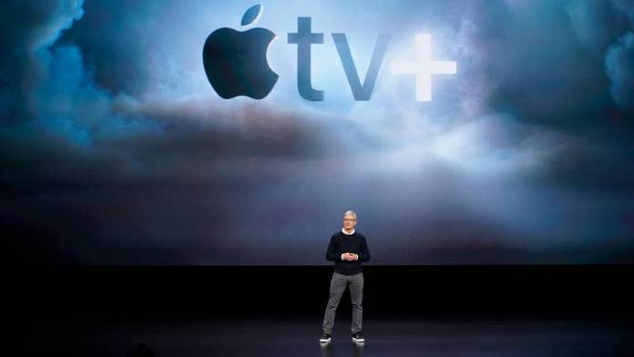 Apple CEO Tim Cook is participating