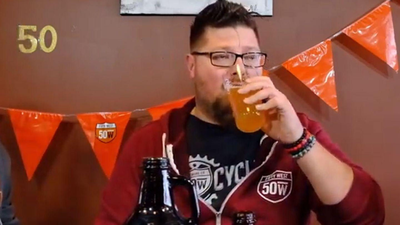 dieser mann ernahrt sich nur von bier