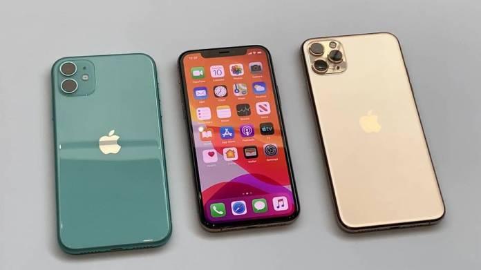 Apple presentó tres nuevos iPhones este año.