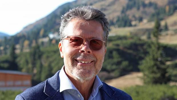 Desde principios de septiembre, Veit prepara el Mankei-Alm en Obertauern y su hotel para la temporada de esquí.