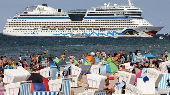 Aida Cruises postpones the start of the season to November - Archyde