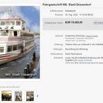 Ebay 41 Meter Langer Rheindampfer Fur 75 050 Euro Verkauft Stern De