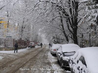 iarna, ninsoare, zapada