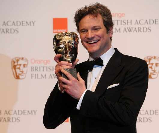 Colin Firth, BAFTA