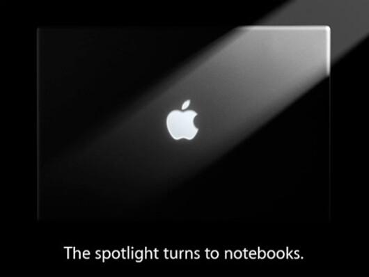 Invitatiile Apple de ultimii ani - 1