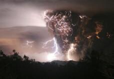 Vulcanul Chaiten - Chana, Chile (Mai 2008)