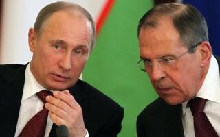 Lavrov si Putin