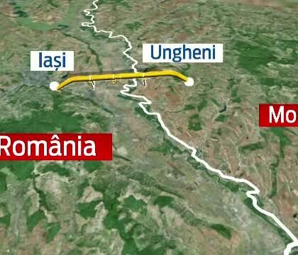 Imagini pentru inaugurare gazoductul Iaşi-Ungheni,photos