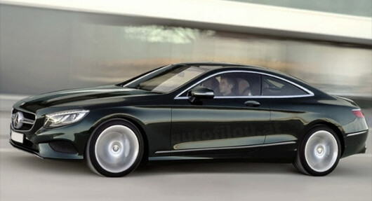 mercedes class coupe