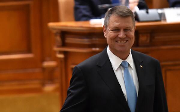 cover prima Klaus Iohannis in Parlament discurs la un an de mandat