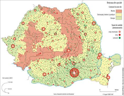 Zece harti ale Romaniei pe care nu le-ai vazut niciodata - 7
