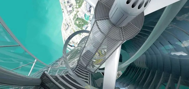 香港に現れた1000m超の高層ビル「ザ・パール」とは?   TABI LABO