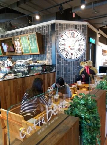 IMAG1691 左營-Caffe Bene韓風咖啡館咖啡陪你 不過就只是咖啡館
