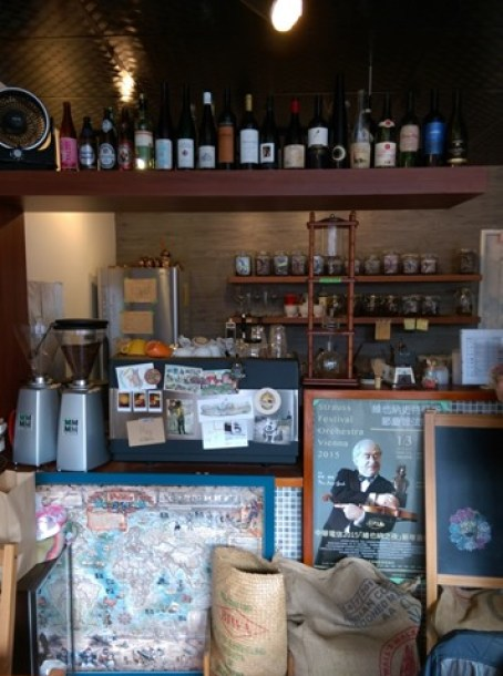 clip_image001 新竹-馥 拿鐵 金山街裡的平價單品咖啡店