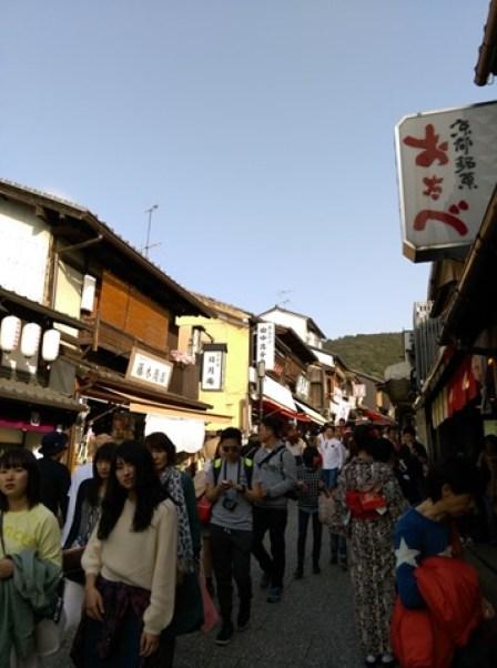 35 Kyoto-清水坂 好吃好逛