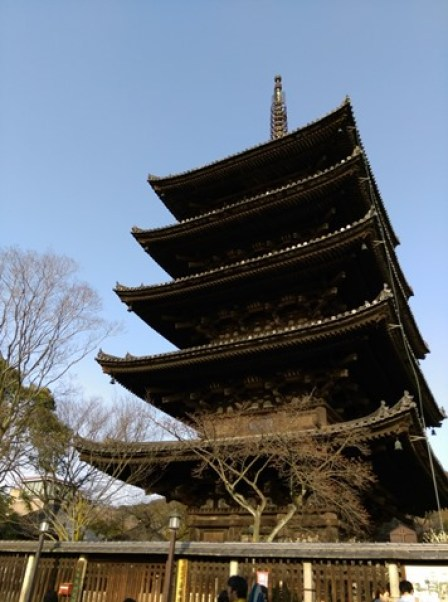 43 Kyoto-清水坂 好吃好逛